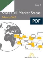 050 SCF 2013Q1 Market Status+Report