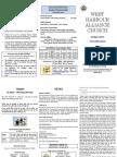 Church Newsletter - 24 March 2013