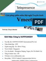 62 Giải pháp phần mềm Hội nghị Truyền hình Vmeet
