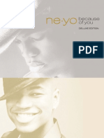 Ne-Yo Because of You Digital Booklet