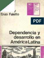 104126946 Faletto y Cardoso Dependencia y Desarrollo en America Latina