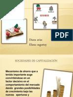 SOCIEDADES DE CAPITALIZACIÓN
