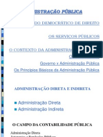 1 - Slides Contabilidade Governamental