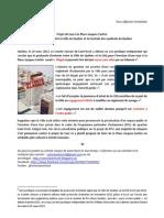 2013-03-24 - Communiqué CCSR - Entente Ville-CSQ illégale BLOGUE
