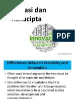 Wk 4-Innovasi Dan Rekacipta