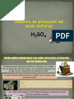 Planta de Ac. Sulfurico