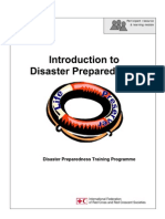 Disaster Preparedness Training Manual All