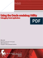 Using the Oracle Oradebug Utility Debugging Oracle Applications 2002