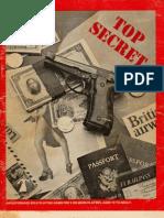7600 - Top Secret - The Espionage RPG