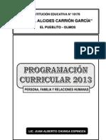 Program Ac i Ones 2013