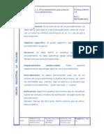 Partes de Un Procedimiento (2003)