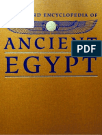 Oxford Encyclopedia of Ancient Egypt 1