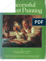 Successful Portrait Painting. John H. Sanden