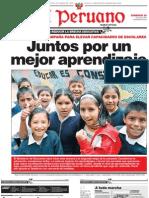 Aprendizajes El Peruano