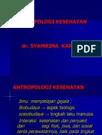 Antropologi kesehatan ppt