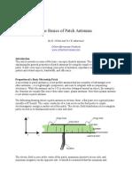 The Basics of Patch Antennas