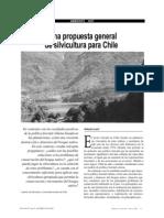 propuesta silvicultural