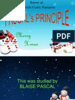 Pascal's Principles - ppt