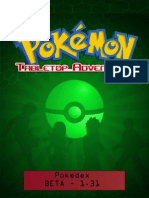 (PTU) Pokemon RPG Pokedex