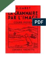 Langue Française Grammaire Française par l'Image 2 Cours Moyen