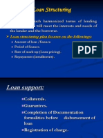 3980259 14 Loan Structuring