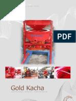 Gold Kacha Flyer 2012