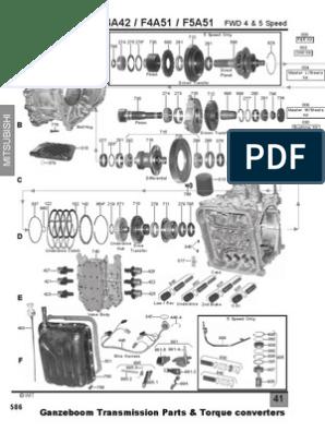 F4a41 Wiring Diagram | Wiring Diagram on