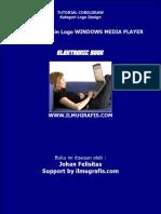 Membuat Logo Windows Media Player