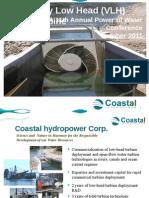 Costal VLH Turbine