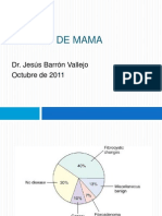 radiopatía de próstata neoplasias
