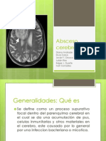 Absceso Cerebral Bacteriano