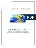 Investment in Healthcare Sector