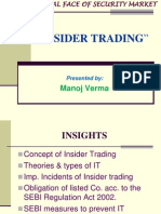 Insider Trading Ppt