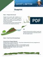 Food Forest Blueprint