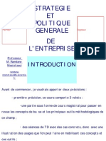 Introduction Du Cours
