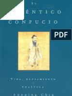 Chin, Annping - El Auténtico Confucio