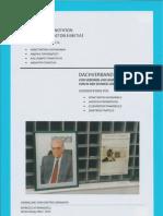 236 - Gedenkfeiern in Zürich für Karamanlis und Papandreou in 2000 und Panagoulis und Pantelis in 2003