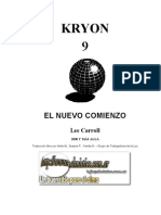 Lee Carroll - Kryon 09, El Nuevo Comienzo