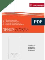 Manual Utilizare Genus 24-28-35