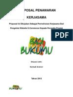 Proposal Penawaran Kerjasama