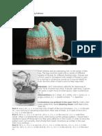 Crocheted Shoulder Bag Pattern
