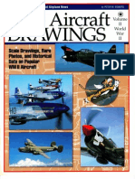 Scale Aircraft Drawings Volume II (WW II)