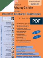 InnovativeFahrzeuggetriebe-5IntlSympoBerlin2006
