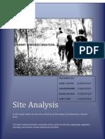 Site Report - Copy