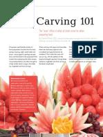 Fruit Carving Pdf
