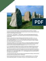 A Swedish Stonehenge Stone Age Tomb May Predate English Site