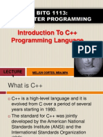 MELJUN CORTES Intro to C Programming