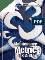 Maintenance Metrics 2009