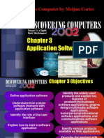 MELJUN CORTES Computer Application Software
