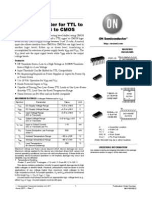 MC14504B | Cmos | Electrical Components